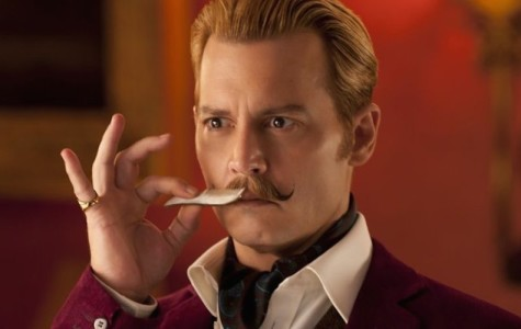 """Mortdecai"", a Continuation of Johnny Depp's Laziness"