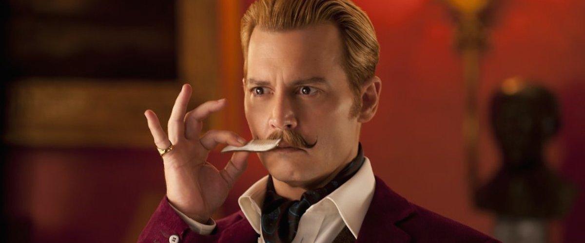 Johnny Depp in David Koepp's