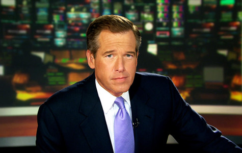 Brian Williams, NBC Nightly News Anchor, Suspended for Six Months