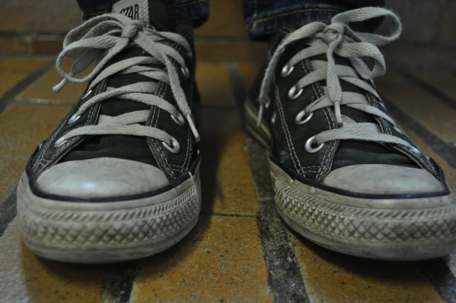 Fashion Flash Friday: Converse
