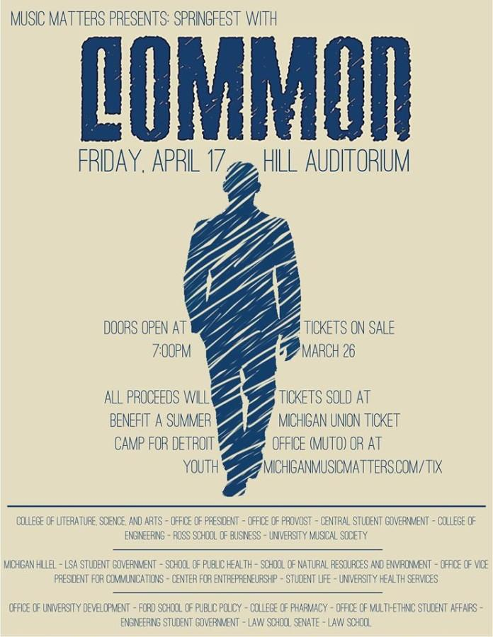Common+Coming+to+Hill+Auditorium