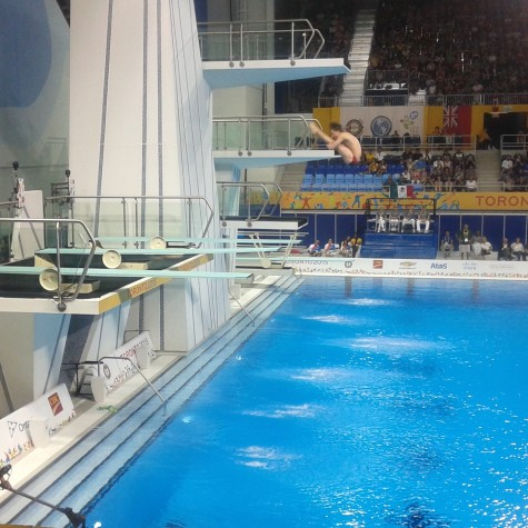 Pan Am Results – July 11th and 12th – Rowing and Diving