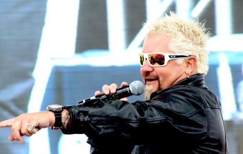 Fieri picks Valencia to be one of the contestants to participate in the short games to determine who would be the last person to steal the remaining spot in the cook-off.
