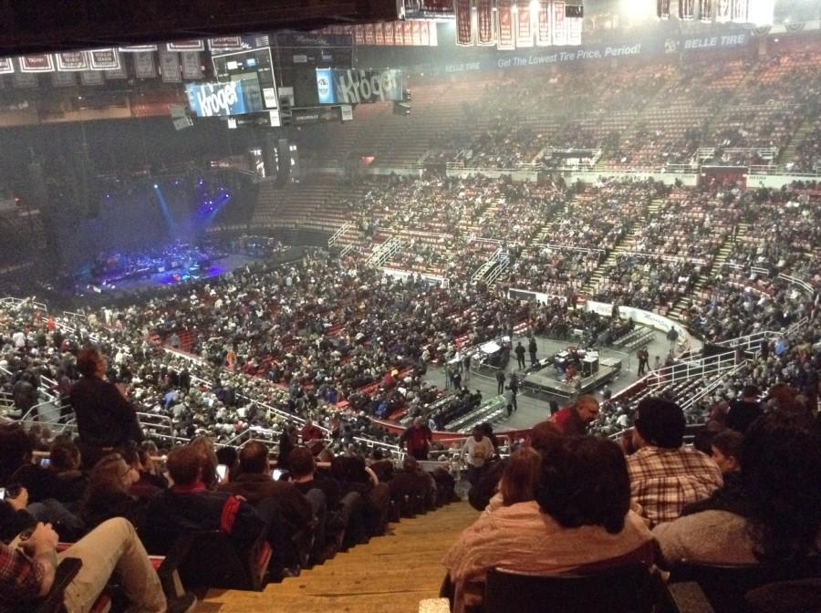 November's Detroit Concert Brings Stevie Wonder Back Home