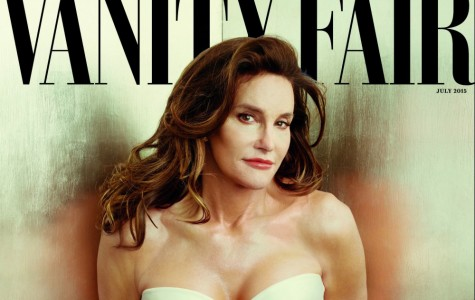 Shortly after coming out, Jenner posed for a