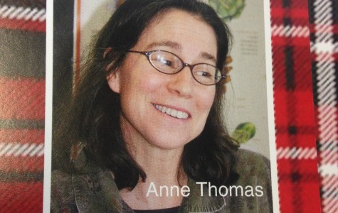 Anne Thomas from the 2007-2008 school year.