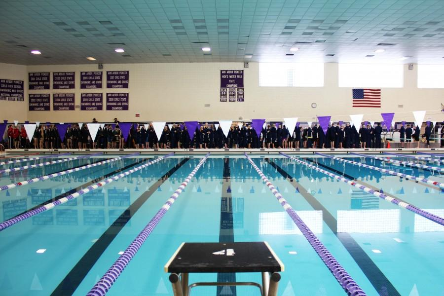 2016 Mens Swim & Dive SEC Red Division Finals