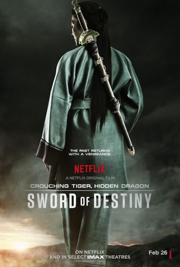 Press Release Poster for Sword of Destiny