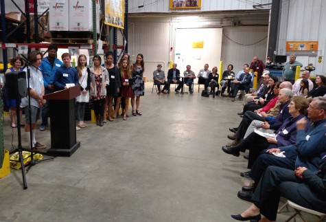 Community Celebrates 8 National Merit Scholarship Semi-Finalists