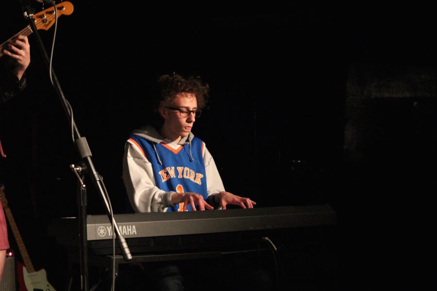 Live at the B-Side: High School Bands Perform at Neutral Zone