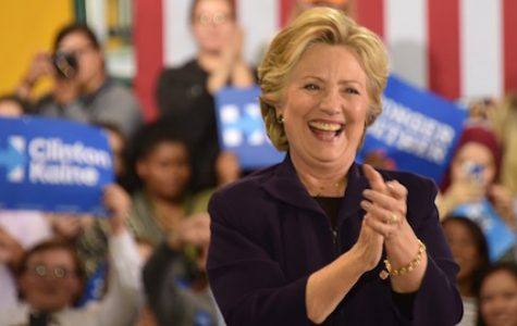 Clinton Rises Up and Calls Out Voters