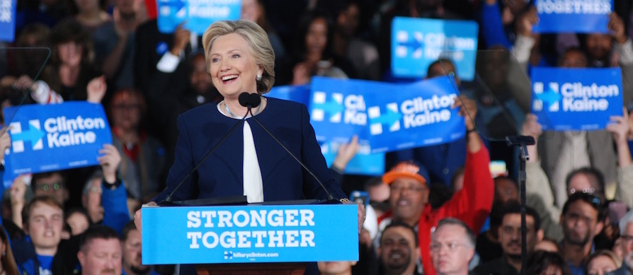 Clinton Returns to Detroit With Just Four Days Until Election Day