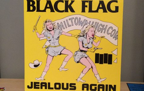 "Classic Album Review – Black Flag – ""Jealous Again"""