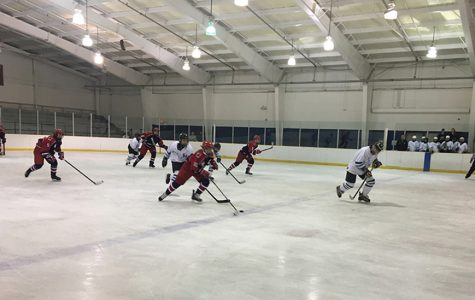 Ann Arbor Skyron v.s. University Liggett School Women's Ice Hockey