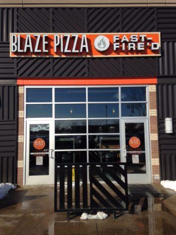 Blaze Pizza Fast-Fire'd