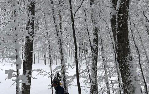 Skiing at Nubs Nob