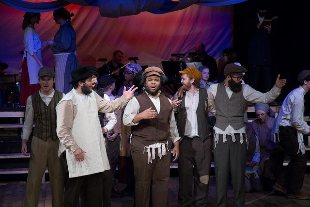 CETs Fiddler on the Roof Raises the Roof