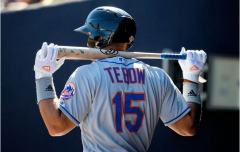 Tebow Time: Community High's Thoughts on Former Football Star's New Found Baseball Career