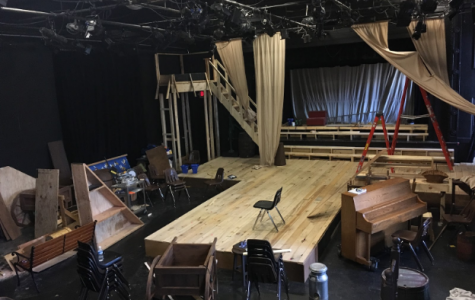 CET's New Thrust Stage
