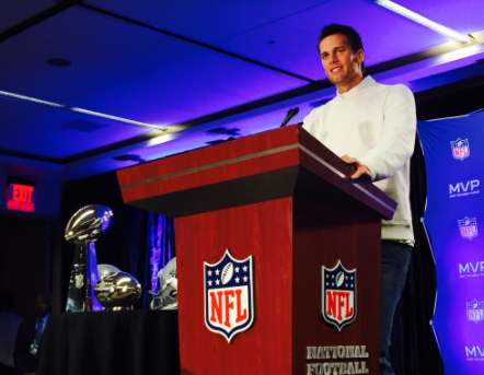 Found! Tom Brady's Stolen Super Bowl 51 Game Jersey Recovered by FBI