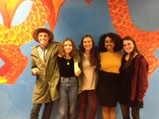 Students Place for Poetry Slam Finals