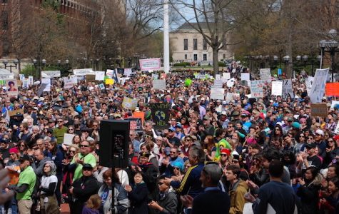 Ann Arbor's March for Science