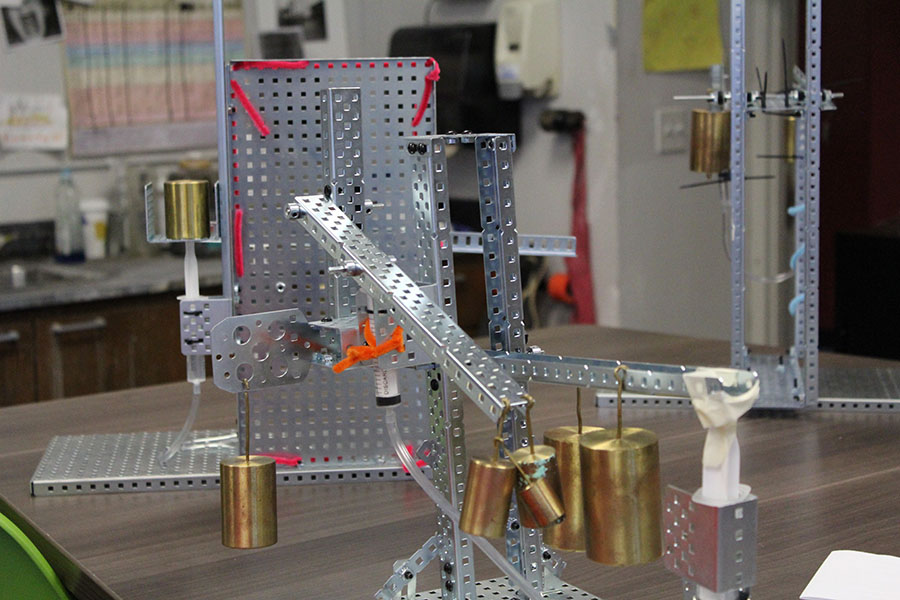 Some projects created in engineering.