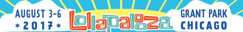 Lollapalooza 2017 Line Up Review