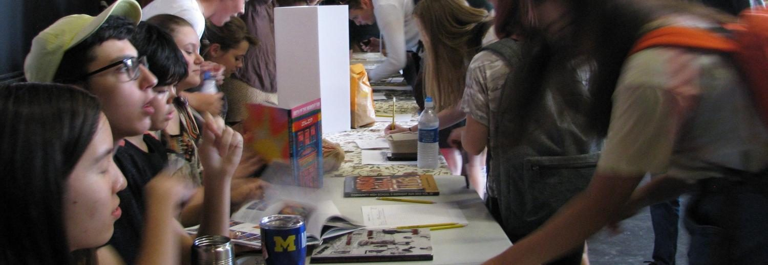 Crowds Show Up and Clubs Show Out for Club Fair