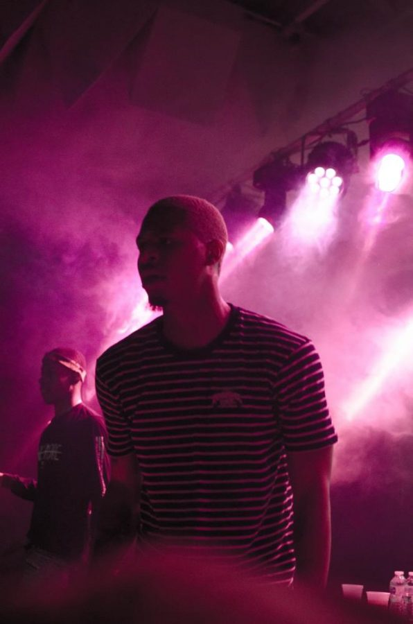 The Underachievers Take Their Place at El Club