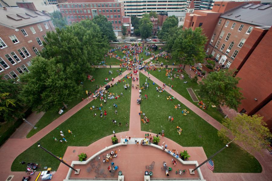 This photo was obtained from George Washington Universitys website at https://undergraduate.admissions.gwu.edu/