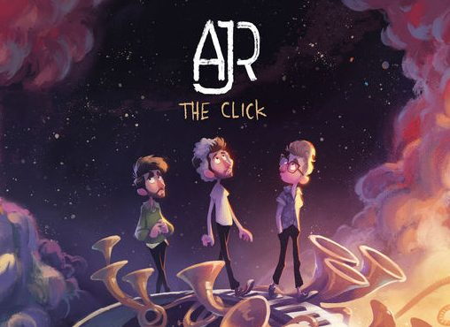 Album Review The Click by AJR