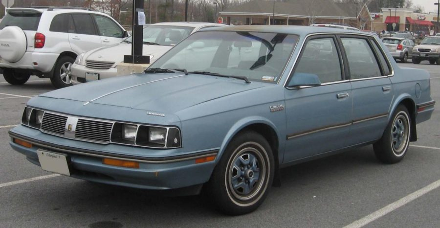 The+Cutlass+Ciera%2C+despite+being+Oldsmobile%27s+most+popular+model%2C+still+took+a+huge+sales+hit+when+offered+with+underpowered+and+poorly+designed+diesel+engines.