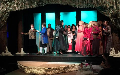CET's Into the Woods Opening