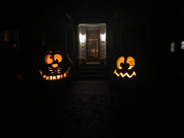 Granger Avenue's Halloween Spirit