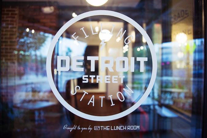 Redefining the Detroit Street Filling Station