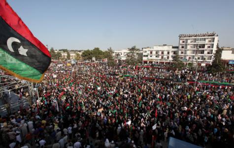 Slave Trade in Libya