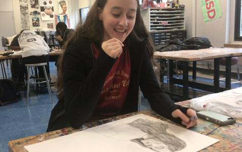 Artist Profile: Phoebe MeLampy