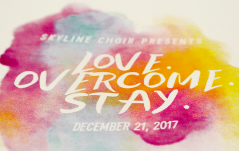 Love. Overcome. Stay.