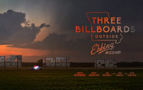 Three Billboards Outside of Ebbing, Missouri