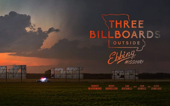 Three Billboards Outside of Ebbing, Missouri