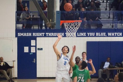 Regional Championship Puts an End to Skyline Men's Basketball Season