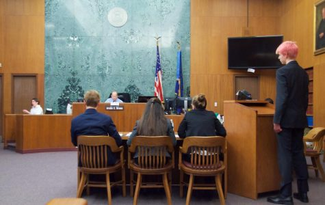 Mock Trial Regionals: Community Places Two Teams in Top Four
