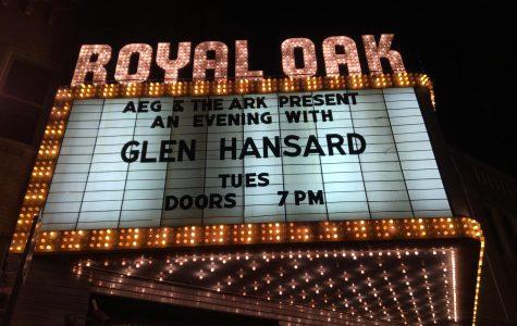 Glen Hansard Takes on Royal Oak