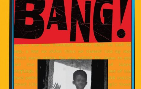 """Bang!"" by Sharon G. Flake"