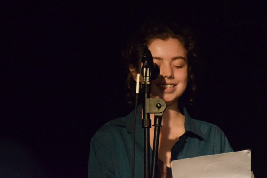 Teen Poets Compete at City Slam Finals