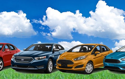 Ford: Sedans Out By 2022