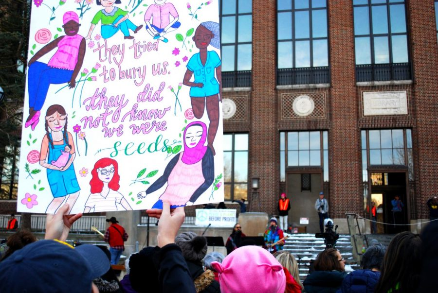 A+poster+from+this+year%27s+Women%27s+March+in+Ann+Arbor.