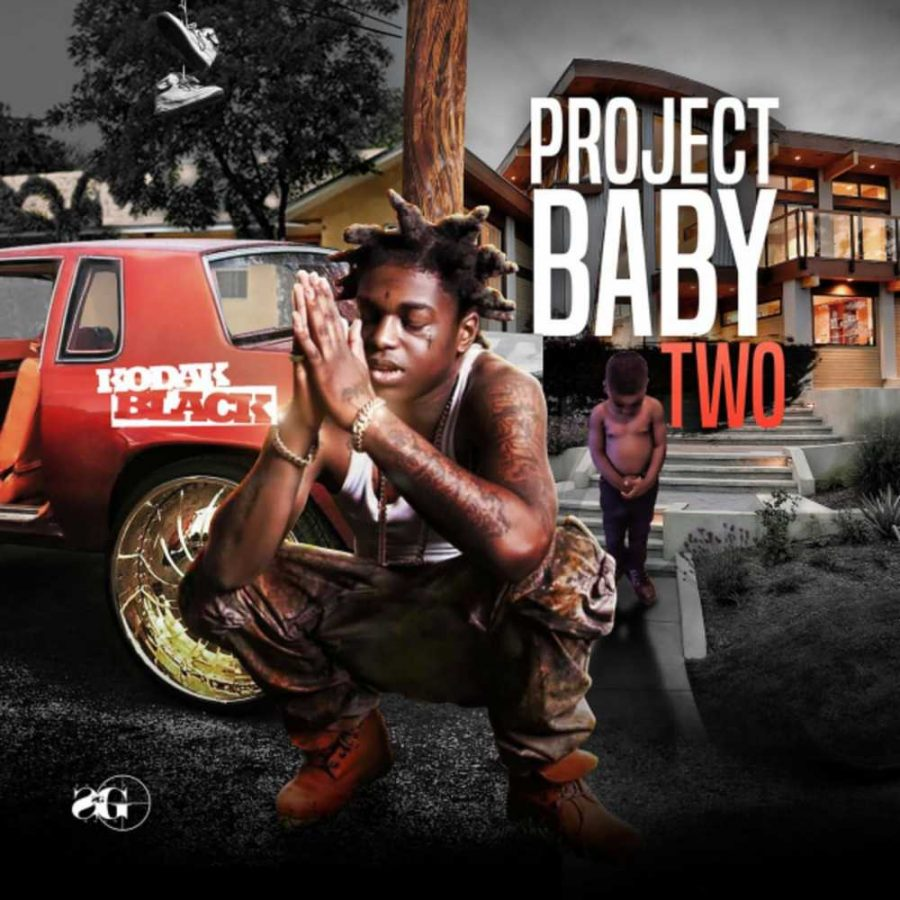 %22Project+Baby+2%22+is+Kodak+Black%27s+fifth+mixtape+and+debuted+2+months+after+his+release+from+jail.+