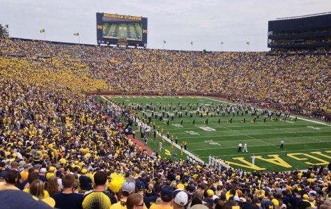 Michigan dominates over Western Michigan at the Big House